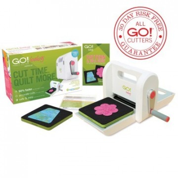 Go! Baby Fabric Cutter