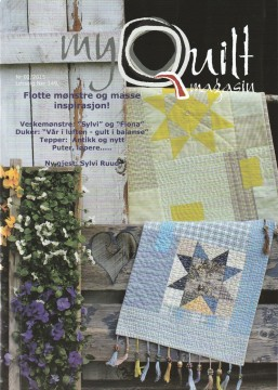 my Quilt nr 2  2015