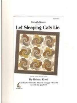 HELENE KNOTT, Let sleeping cats lie